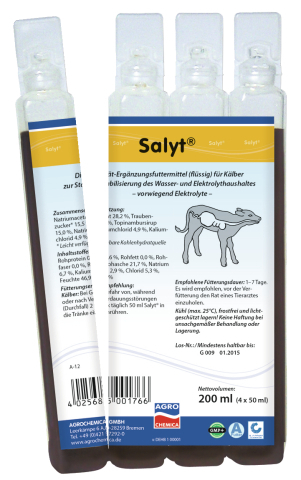 Salyt Liquid 4x50ml