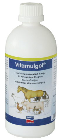 Vitamulgol Liquid 500ml
