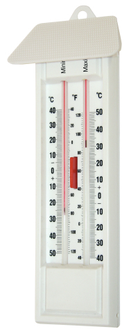 Maximum-Minimum-Thermometer